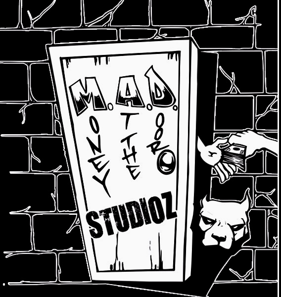 2. MAD STUDIO LOGO